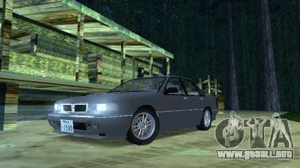 Mitsubishi Galant VR-4 1989 para GTA San Andreas