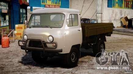 UAZ 451DM para GTA 4