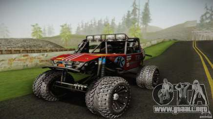 Buggy Off Road 4X4 para GTA San Andreas