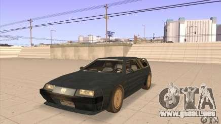 Deluxo HD para GTA San Andreas