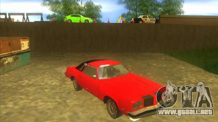 Oldsmobile Cutlass Supreme 1976 para GTA San Andreas