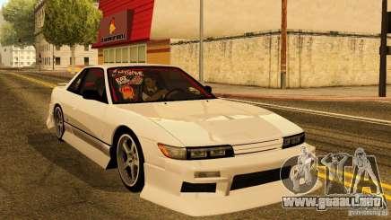 Nissan Silvia S13 MyGame Drift Team para GTA San Andreas