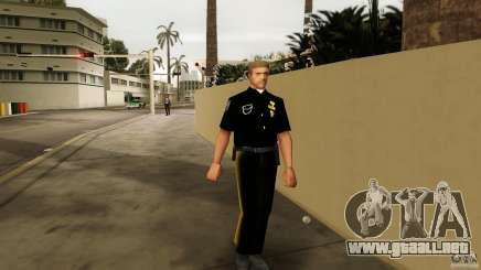 Policías de ropa nueva para GTA Vice City
