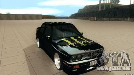 BMW E30 323i para GTA San Andreas