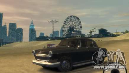 Volga GAZ 21 v8 para GTA 4