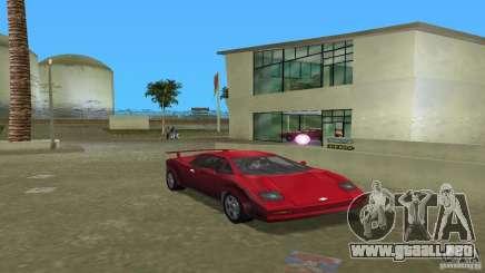 Infernus BETA para GTA Vice City