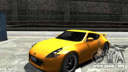 Nissan 370z Tuned Final para GTA 4
