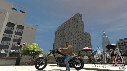 The Lost and Damned Bikes Diabolus para GTA 4