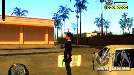 IPhone Granada v1 para GTA San Andreas