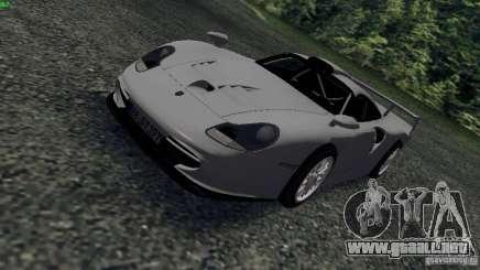 Porsche 911 GT1 Evolution Strassen Version 1997 para GTA San Andreas