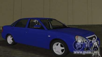Lada 2170 Priora para GTA Vice City