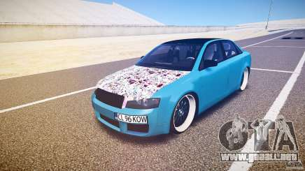 Audi S4 Custom para GTA 4