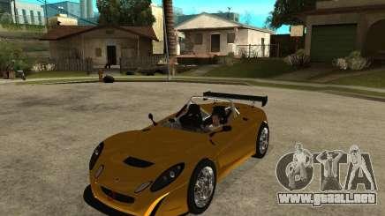 Lotus 2-Eleven para GTA San Andreas