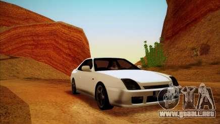 Honda Prelude Tunable para GTA San Andreas