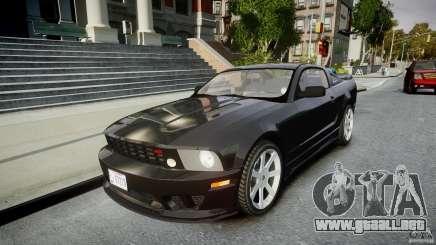 Saleen S281 Extreme Unmarked Police Car - v1.2 para GTA 4