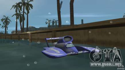 Miss Bud para GTA Vice City