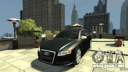 Audi S4 Quattro para GTA 4