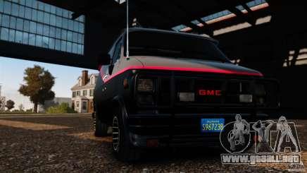 GMC Vandura G-1500 1983 Tuned [EPM] para GTA 4