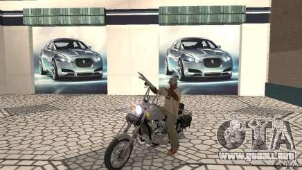 Ural Wolf 1998 para GTA San Andreas