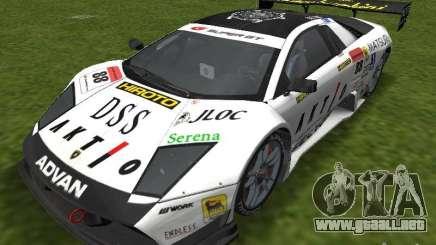Lamborghini Murcielago R-GT para GTA Vice City