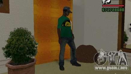 Los nuevos pantalones vaqueros para GTA San Andreas