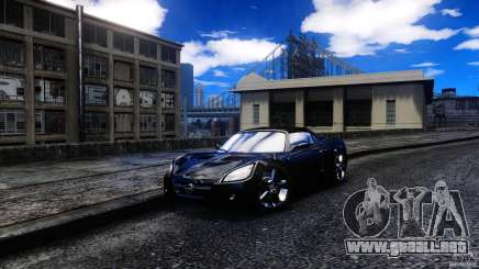 Opel Speedster Turbo para GTA 4