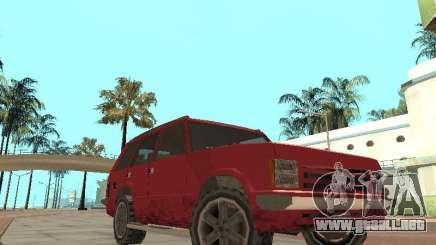 El nuevo Huntley para GTA San Andreas
