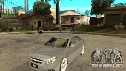 Cheverolet Epica para GTA San Andreas