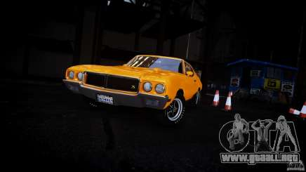 Buick GSX 1970 para GTA 4