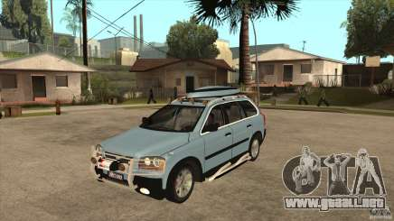 Volvo XC90 V8 2008 para GTA San Andreas