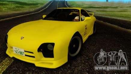 Mazda FD3S - Mazdaspeed A-Spec para GTA San Andreas