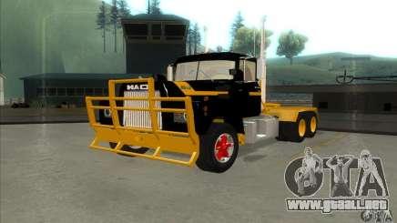 Mack R600 para GTA San Andreas