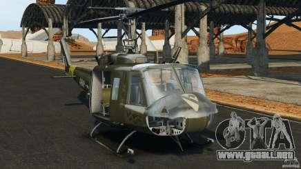 Bell UH-1 Iroquois para GTA 4