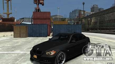 BMW 330i E60 Tuned 1 para GTA 4