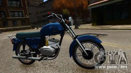 Minsk 3.113 SustomeRide 1986 para GTA 4