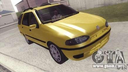 Fiat Palio Weekend 1997 para GTA San Andreas