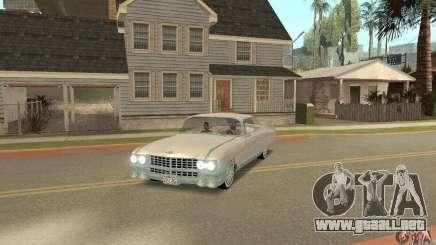 Cadillac 1959 para GTA San Andreas