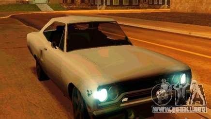 Plymouth Road Runner 426 HEMI 1970 para GTA San Andreas