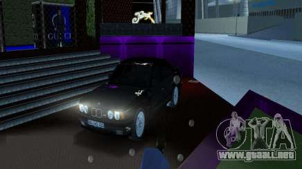 BMW M5 E34 1990 para GTA Vice City