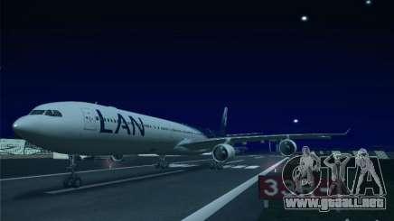 Airbus A340-600 LAN Airlines para GTA San Andreas