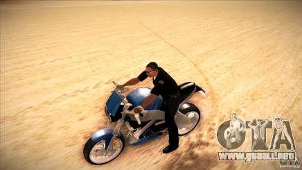 Buell Lightning 1200 para GTA San Andreas