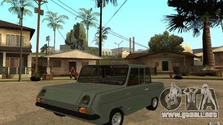 Dkns la Inválido para GTA San Andreas