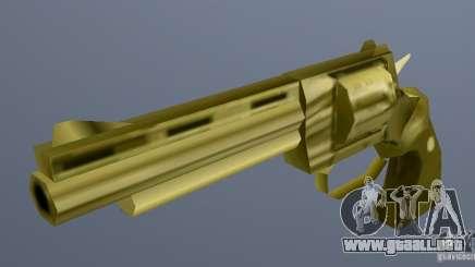 Gold Python para GTA Vice City