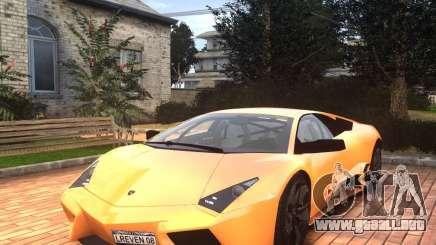 Lamborghini Reventon 2008 para GTA 4