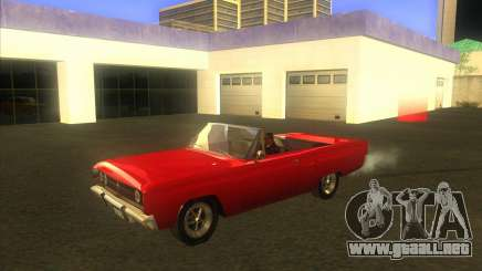 Dodge Coronet 1967 para GTA San Andreas