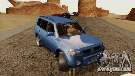 Mitsubishi Montero para GTA San Andreas