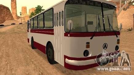 LAZ 695 para GTA San Andreas