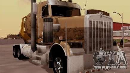 Kenworth W 900 para GTA San Andreas
