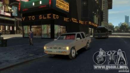 Nissan Pick-Up 1997 para GTA 4