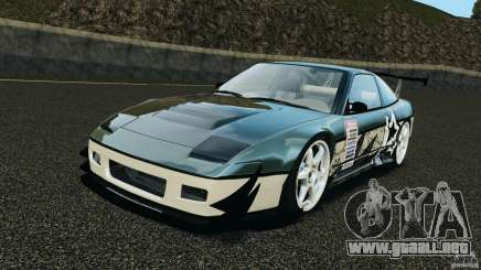 Nissan 240SX Time Attack para GTA 4
